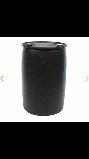 New 50 gallon barrel for Sale in Dallas, TX