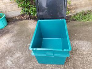 Plastic Storage Containers for Sale in Dallas, TX