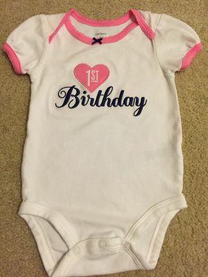 1st Birthday Onesie for Sale in Litchfield Park, AZ