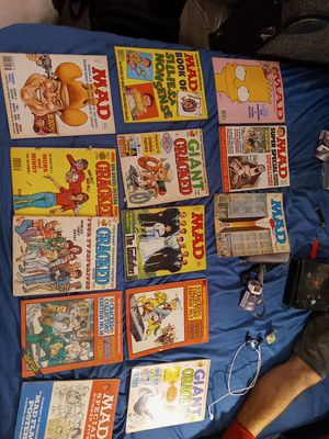 MAD MAGAZINE COLLECTORS SET for Sale in Holiday, FL