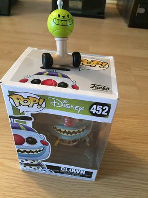 Nightmare before Christmas clown & dunny funko pop for Sale in Cooper City, FL