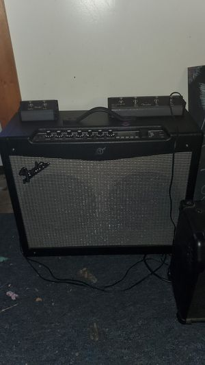 Fender Mustang IV 2x12 amp w/ footswitches for Sale in Smithfield, RI