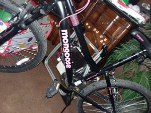 24in girls mountain bike slightly used for Sale in Chicago, IL