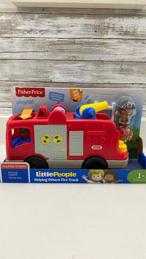 Fisher Price Fire Truck for Sale in Fontana, CA