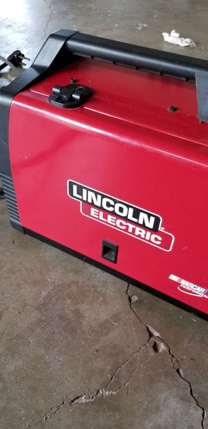 Lincoln Welder electric for Sale in Houston, TX