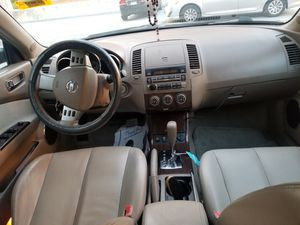 2006 NISSAN ALTIMA ONE OWNER GAS SAVER for Sale in Chicago, IL