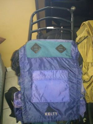 Kelty framed hiking backpack for Sale in Tampa, FL
