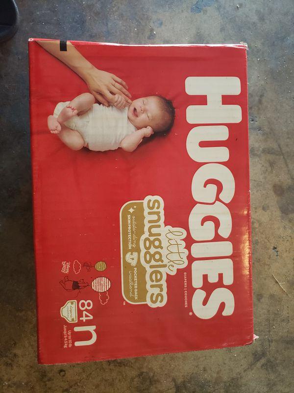 Huggies Little Snugglers 84 Count