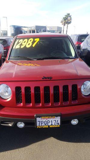 2014 Jeep Patriot Altitude for Sale in Sacramento, CA