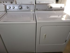 Washer and dryer set perfect condition for Sale in Hialeah, FL