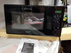MICROWAVE - like new for Sale in Puyallup, WA