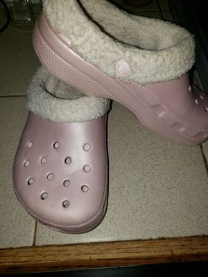 Cozy winter Crocs for Sale in Mundelein, IL
