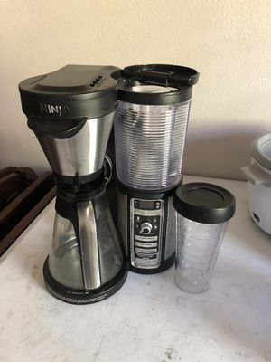 ninja coffee maker for Sale in Las Vegas, NV