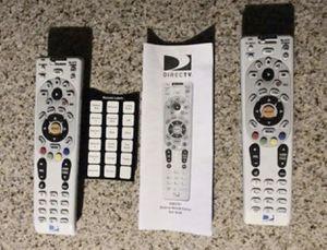2 Remote Control for DirecTV for Sale in Rialto, CA