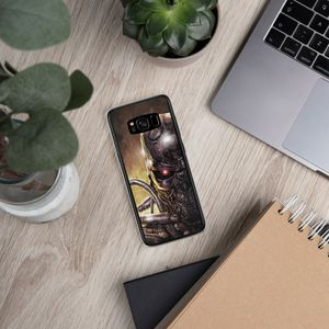 Terminator Phone Case Slim Mirror Full Cover For Samsung Galaxy Note 9/S9/S8/7 for Sale in Houston, TX