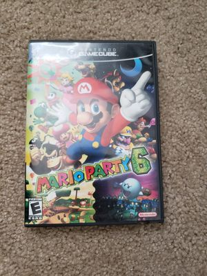 Mario Party 6 Gamecube Game for Sale in Chandler, AZ