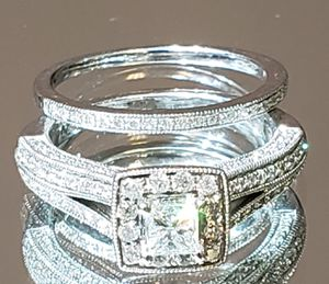 Diamond Engagement Bridal Set for Sale in Cary, NC