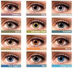 Non prescription color contacts for Sale in Miami, FL