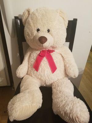 Big teddy bear for Sale in Kent, WA