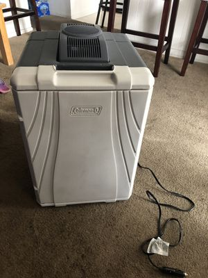 Coleman thermoelectric cooler for Sale in Riverside, CA