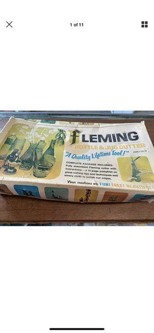 Fleming Bottle & Jug Cutter for Sale in Hayward, CA