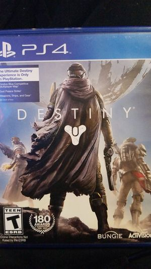 Destiny, PS4 for Sale in Portland, OR