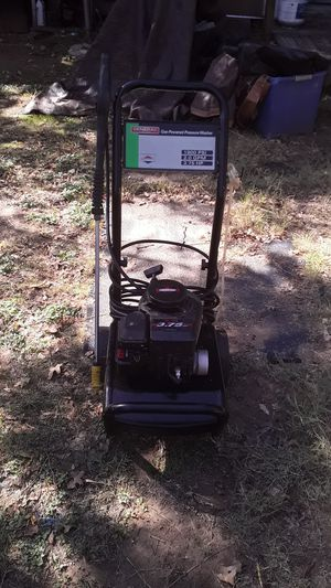 GENERAC GAS POWERED PRESSURE WASHER for Sale in Fort Worth, TX