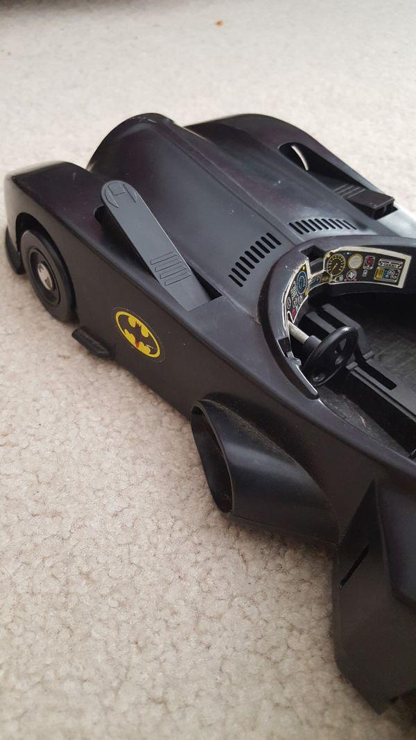 Batmobile Vintage Classic DC Comics Made in USA