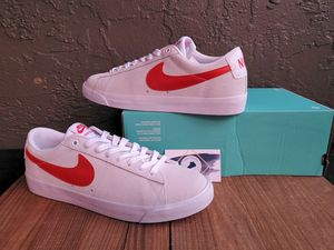 """Nike SB Zoom Low GT """"White University Red"""" for Sale in Orlando, FL"""
