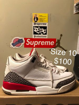 3's 'Hall of Fame' Size 10 $100 for Sale in Hyattsville, MD