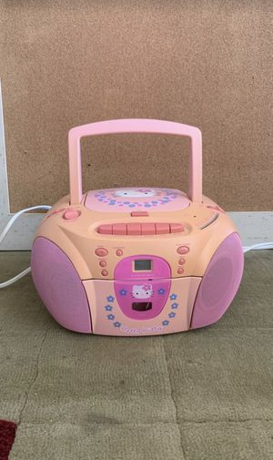 hello kitty CD player for Sale in San Diego, CA