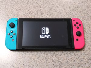 Nintendo Switch 32GB Gray Console for Sale in Chandler, AZ