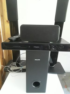 Philips home theater system for Sale in Nashville, TN