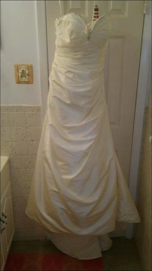 Wedding dress in perfect conditions!! for Sale in Rockville, MD