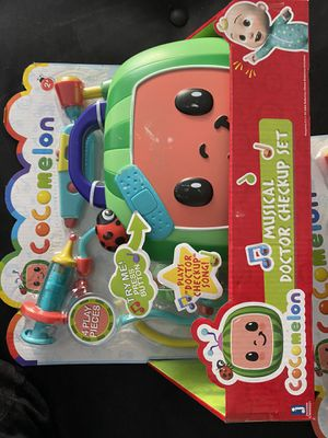 Cocomelon Musical Doctor Checkup Set New in Package for Sale in Santa Ana, CA