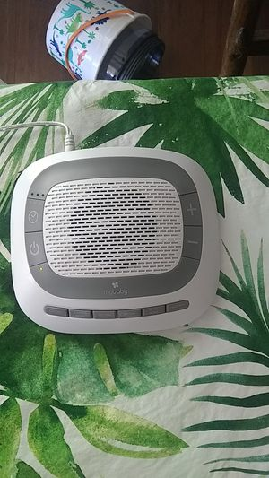 My baby white noise machine for Sale in La Habra Heights, CA