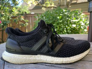 Adidas Ultraboost 2.0 Black BB3909 Size 10.5 for Sale in Portland, OR