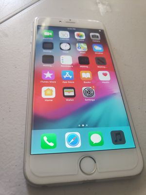 iPhone 6 PLUS 64GB Unlocked t-mobile AT&T MetroPCS cricket for Sale in Hemet, CA