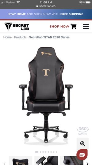 Secretlab Titan Gaming Chair for Sale in Issaquah, WA