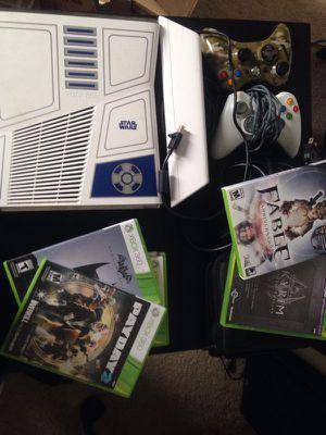 Xbox 360 Star Wars edition bundle for Sale in Everett, WA