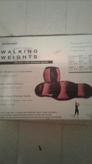 Empower 1lb hand weight for Sale in Tucson, AZ