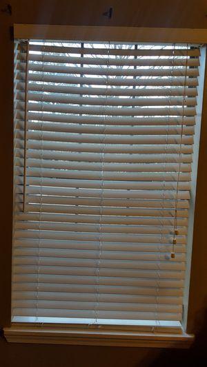 Window blinds (faux wood) for Sale in Deville, LA