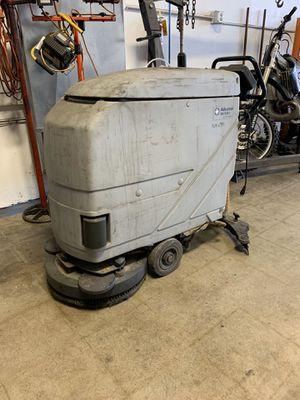 Advance BA 5321 floor scrubber. Needs Batteries for Sale in San Marcos, CA