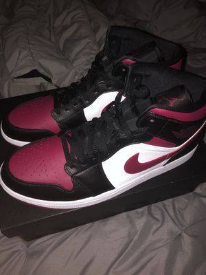Air Jordan's 1 mids (size 15) for Sale in Aurora, IL