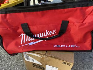 Milwaukee bag for Sale in Chicago, IL
