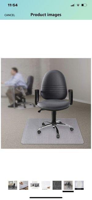 "Office Chair Mat for carpets with Studs (36"" X 48"" Rectangle) for Sale in Fontana, CA"