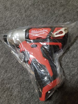 """Milwaukee M12 1/4"""" Hex Impact Driver [Tool-Only//FIRM on Price] for Sale in Phoenix, AZ"""