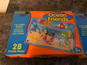 Puzzles and Game for Toddler for Sale in Pawtucket, RI