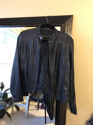 Bernardo Leather Jacket for Sale in Reston, VA