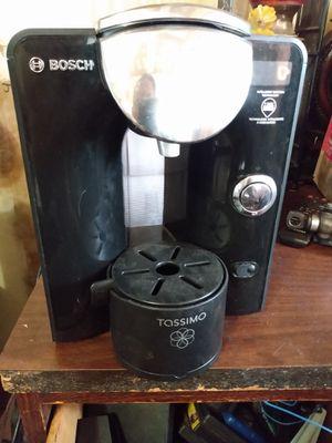 Bosch tassimo coffee maker for Sale in San Antonio, TX